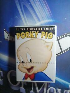 IL TUO SIMPATICO AMICO PORKY PIG - WARNER HOME VIDEO -DVD nuovo