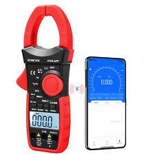 Clamp Meter Digital Multimeter Gleichstrom 6000 Zählt AC/DC Volt 1000A True RMS