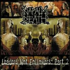Napalm Death - Leaders not Followers Part 2 CD NEU