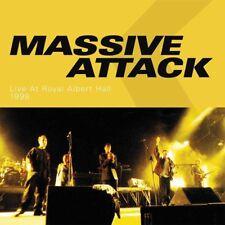 massive attaque - Live at Royal Albert Hall 1998 (2LP Vinyle, Gatefold) 2016