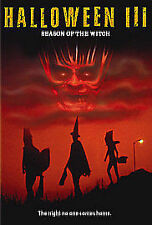HALLOWEEN III - Seasonof the Witch Horror Dvd  ( Brand New & Sealed )