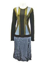 Custo Barcelona T Shirt Dress sz 42 Drop Waist