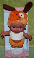 """My Sweet Love Mini Baby AA Doll 5""""H in Puppy Outfit NWT"""