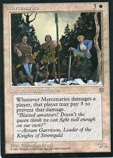 MTG Magic - Ice Age - Mercenaries -  Rare VO