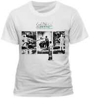 Genesis The Lamb Lies Down On Broadway  T Shirt Official Vintage Style Print
