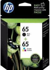HP GENUINE N9K02AA 65 / 65XL INK FOR DESKJET 2620/3720/ENVY5020/5030/AMP120/125