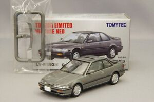 Tomy Tomica Limited Vintage Neo LV-N193a Honda Integra 3Door Coupe XSi 1:64