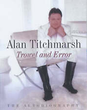 Trowel and Error by Alan Titchmarsh (Audio cassette, 2002)