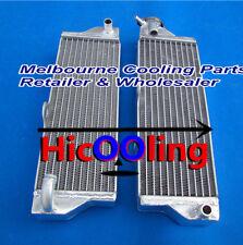 Aluminum radiator for HUSQVARNA TC250 XLITE 2009-2011 & TE250 XLITE 2010-2011