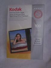 Kodak Premium Photo Paper 4 x 6 100 sheets Gloss