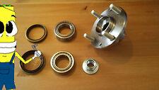 Front Wheel Hub, Bearings & Seals Kit Assembly for Kia Rio 2003-2005