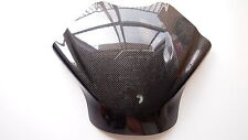 YZF-R6  R6 08-16 REGULAR WEAVE CARBON TANK COVER - CLEVER WOLF RACING JAPAN!