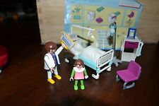 playmobil 3980 Hospital room doctor/patient