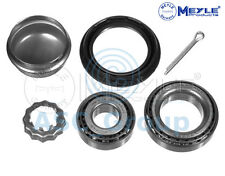 Meyle Rear Left or Right Wheel Bearing Kit 100 598 0101