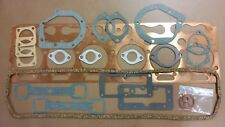 Fordson Major E27N Perkins P6.288 Diesel 6 Cyl. Head gasket Gasket Set - NEW