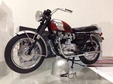 TRIUMPH BONNEVILLE 1969 PRECISION Modèle De Moto échelle 1:10 Diecast