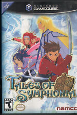 Gamecube Tales of Symphonia (NTSC) complete
