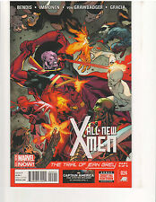 """ALL NEW X-MEN #24, """"TRIAL OF JEAN GREY,"""" part 5, 1st print, NM, (May 2014)"""