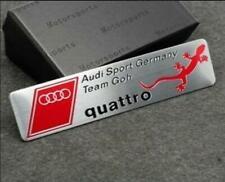 Audi Sport Germany Team Goh Badge Emblem A3 A4 S3 S4 S6 RS3 RS4 TT s line German