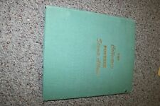1953 us United States and other countries stamp book with 100s of stamps