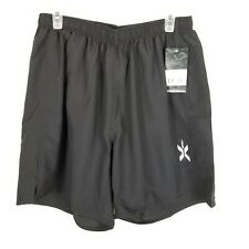 NWT 2XU Men's X Run Running Shorts Black 2XL