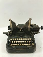 US NAVY Printype Oliver Typewriter Co.No.9 Standard Visible Typewriter Antique