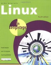 Linux in Easy Steps,Mike McGrath