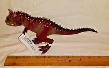 Schleich Carnotaurus Dinosaur Figure w/ Movable Jaw New w/ Tags Jurassic Park