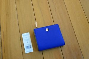 Tory Burch Emerson Colorblock Mini Wallet
