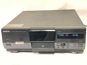 Kenwood Multiple 200 Disc Changer CD-323M CD Player - Serviced, Works 100%