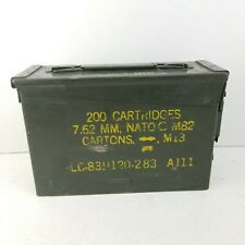 30,5x15x19 us caja de munición caja de metal Army pastillero caja metalica caisson