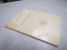 LA SAINTE BIBLE L ECCLESIASTE CERF 1948 *