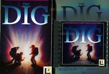 The Dig von Lucasarts in Deutsch PC in Erstauflagein Original CD Hülle