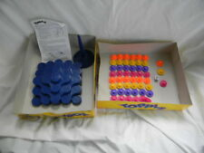 Complete 1999 TOPPLE Board Game by Pressman Balancing While Scoring Points