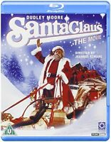 Santa Claus - The Movie [Blu-ray] [DVD][Region 2]