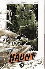 Haunt Vol.3 / 2012 US TPB / Signed by Greg Capullo!