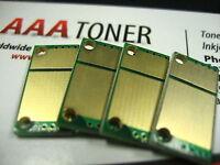 4 Toner Chip Refill for Konica Minolta Bizhub C452, C552, C652 (TN413, TN613)