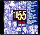 LES PLUS BELLES CHANSONS FRANCAISES - 1955 - CD COMPILATION ATLAS