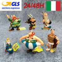 20 cm Asterix statuette Collectoys Collection Bulles Jules Cesar Veni Vidi Vici