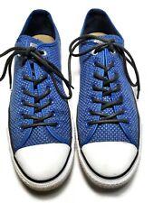 Converse Unisex All Star Chuck Taylor Woven Road Trip Blue Men's 11 Women's 13