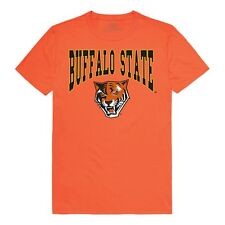 Buffalo State College Bengals NCAA College Logo Licensed T-Shirt S-2XL