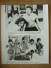1977 FILM STILL PRESS PHOTO - KENTUCKY FRIED MOVIE - KARATE EXPERT EVAN KING