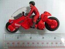AKIRA Kaiyodo K&M Vol.1 Gashapon Figure Kaneda & Bike
