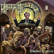 Twisted Prayers von Gruesome | CD | Zustand sehr gut