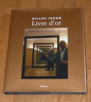 GILLES JACOB - LIVRE D'OR - EDITIONS SEUIL