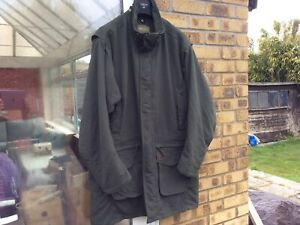"""Musto Performance Shooting Jacket XXL or 52"""" to 54"""" Tiptop condition"""