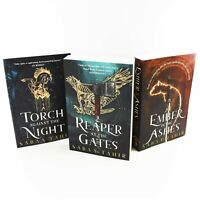 Ember Quartet Series 3 Books Young Adult Collection Paperback Set by Sabaa Tahir