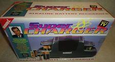 BuddyL Super Charger 8000 for Alkaline/Nicad Batteries Vintage 1993 New