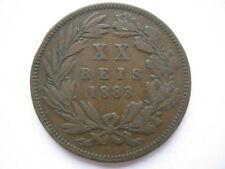 Portugal 1883 20 Reis F #1