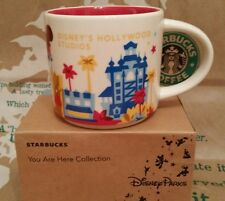 Starbucks coffee Mug/taza vaso/Disney's Hollywood Studios Yah, nuevo/en el embalaje original I. box!